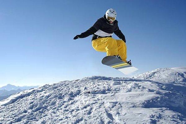 KONTUZJE U SNOWBOARDZISTÓW
